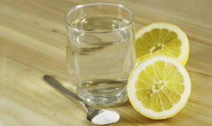 ricetta al limone con bicarbonato di sodio