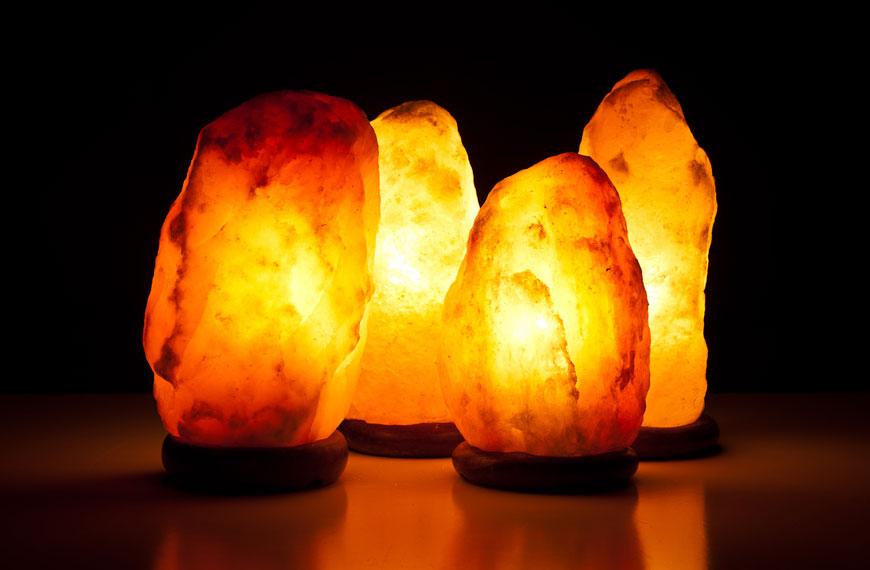 Lampada Di Cristallo Di Sale Ionizzante : Lampade di sale proprietà controindicazioni e dove comprarle